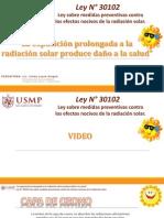 Capacita Prevencion Radiacion Solar Norma Peruana