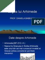 Legea lui Arhimede[1].ppt