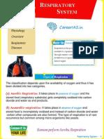 Ch 1 Respiratory System