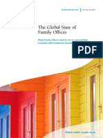 The Global State of Family Offices