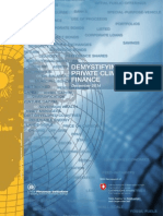 Demystifying Private Climate Finance