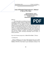 thematic progression