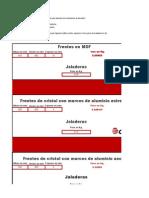 CALCULO FACTORES