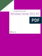 Windowsserver2012r2 Licensing Guide