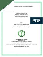 Solución Tejiendo Comunidad Para La Gestión Ambiental. Docx