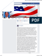FACEBOOK Postings From July 29 to December 5, 2015