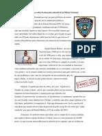 Situación salarial de la Policía Nacional en Repuública Dominicana