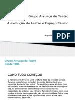 O Espaço Teatral