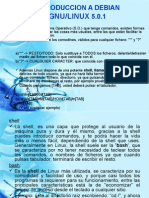 Introduccion a Debian Gnu