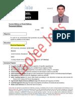 ADEEL UMER - Electrical Engineer