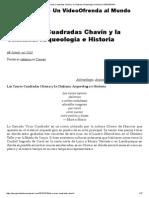 Las Cruces Cuadradas Chavín y La Chakana_ Arqueología e Historia _ PEREGRINA