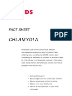 Brochure van Soa Aids Nederland over Chlamydia
