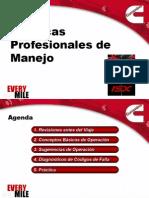 Tec Prof de Manejo ISX - 2005