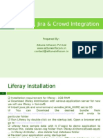 Liferay, Jira & Crowd Integration