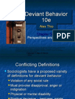 devian behavior