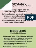 BIOMOLEKUL & IKATAN KIMIA1