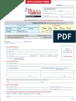 Application Form 2015ptse Scholarship
