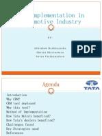 Crm Tata Motors