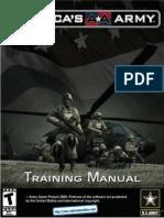 Americas Army - Manual - PC