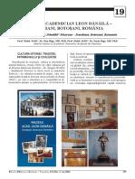 """Academician """"Leon Dănăilă"""" Museum"""