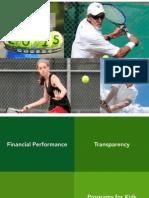 Miami Beach Tennis Management LLC Report