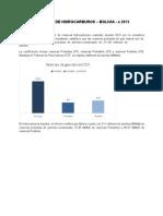 (636371624) Reservas de Hidrocarburos a 2013