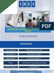 IRES - BAROMETRUL PERCEPȚIEI CALITĂȚII SERVICIILOR PUBLICE DIN ROMÂNIA