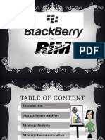 Research in Motion - Blackberry