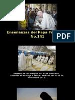 Enseñanzas Del Papa Francisco - Nº 141