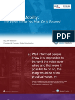 7 Cosas Que Debes Saber Sobre Movilidad Empresarial_Jeff Walance_TUF Colombia 2015