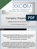 Hexxcom International Limited
