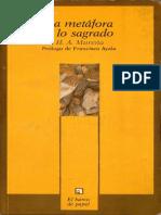 La Metáfora y Lo Sagrado (H. Murena)