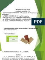 AGRUPAMIENTO Y RESISTENCIA DE LA MADERA NORMA E-010