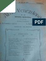 Alma Venezolana 9
