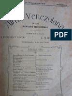 Alma Venezolana 13