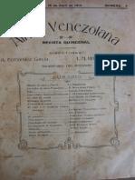 Alma Venezolana 4