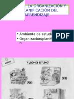 Sesión 3 Organización Planificación