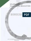 Handout Pelatihan Mindfulness for Educators