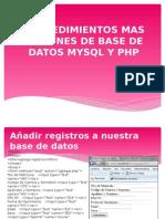 PROCEDIMIENTOS MAS COMUNES DE BASE DE DATOS MYSQL.pptx