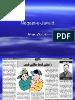 Naqaat-e-Javaid