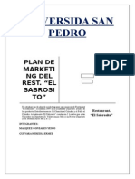 Plan de Marketing El Sabrosito (1)