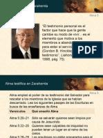 Alma Testifies in Zarahemla Spa