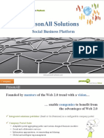 PersonAll Social Business Platform
