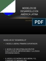 2 Modelos de Desarrollo
