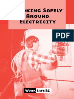 Working Safe with Electricity