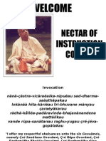 Nectar of Instruction 1 and 2
