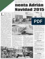 5-12-2015 Implementa Adrián Regia Navidad 2015