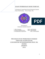 TUGAS Pembiayaan Di Bank Syariah