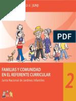 Colección Currículo II - Nº 2 Familia y Comunidad en El Referente Curricular