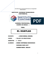 Monografia El Huaylas Continental